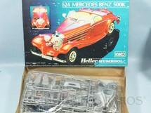 1. Brinquedos antigos - Heller - Carro Mercedes Benz 500K Década de 1980