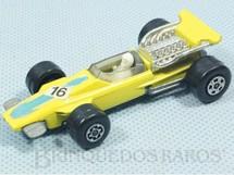 1. Brinquedos antigos - Matchbox - Formula 1 Superfast amarelo