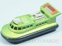 1. Brinquedos antigos - Matchbox - Rescue Hovercraft Superfast chassi preto Década de 1970