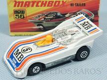 1. Brinquedos antigos - Matchbox - Hi-Tailer Superfast