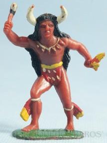 1. Brinquedos antigos - Casablanca e Gulliver - Feiticeiro da tribo Casablanca numerado 101