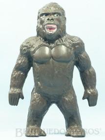 1. Brinquedos antigos - Casablanca e Gulliver - King Kong com 29,00 cm de altura vendido apenas no Playcenter Ano 1977