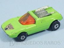 1. Brinquedos antigos - Matchbox - Inbrima - Mod Rod verde Brazilian Matchbox Superfast Brazilian Matchbox Inbrima 1970