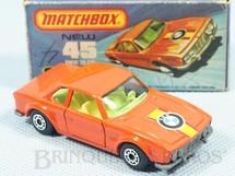 1. Brinquedos antigos - Matchbox - BMW 3.0 CSL Superfast