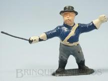 Brinquedos Antigos - Casablanca e Gulliver - Figura do Sargento Garcia S�rie O Zorro D�cada de 1970 distribu�do pela Trol D�cada de 1970