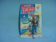1. Brinquedos antigos - Matchbox - Boneco Thunderbirds The Hood importado pela Estrela na década de 1990