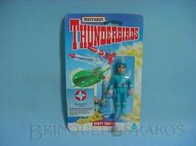 1. Brinquedos antigos - Matchbox - Thunderbird Scot Tracy importado pela Estrela na década de 1990