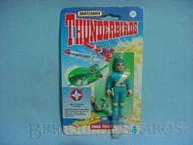 1. Brinquedos antigos - Matchbox - Thunderbird Virgil Tracy importado pela Estrela na década de 1990
