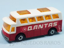 1. Brinquedos antigos - Matchbox - Airport Coach Superfast Qantas