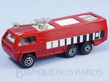 1. Brinquedos antigos - Corgi Toys-Kiko - Airport Crasch Tender Brazilian Corgi Jr Kiko Década de 1980