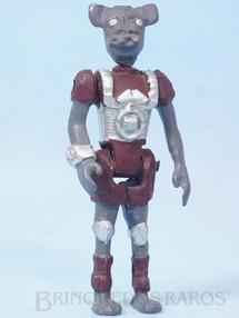 Brinquedos Antigos - Model Trem - Animalóide Kornis Série Novas Aventuras na Galáxia Guerra nas Estrelas Star Wars Ano 1983