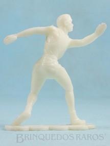 1. Brinquedos antigos - Sem identificação - Atleta Olímpico Brinde Pepsi Cola Década de 1970