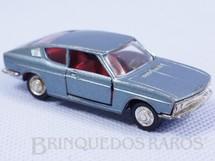 1. Brinquedos antigos - Schuco-Rei - Audi 100 Coupé Schuco Modell Brasilianische Schuco Rei