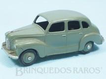 1. Brinquedos antigos - Dinky Toys - Austin Devon Saloon verde Ano 1949 a 1953