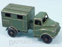 Brinquedos Antigos - Matchbox - Austin MK2 Radio Truck Black Plastic Regular Wheels