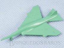 1. Brinquedos antigos - Sem identificação - Avião com 6,00 de comprimento Brinde que vinha em doces Década de 1970