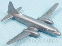 Brinquedos Antigos - Sem identificação - Avião Convair Liner 340 com 6,50 cm de envergadura Inscrição Real na asa esquerda Década de 1960