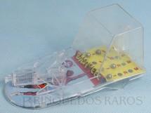 1. Brinquedos antigos - Estrela - Bagatela Basquete com 14,00 cm de comprimento Fora de Catálogo Década de 1980