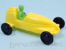 1. Brinquedos antigos - Trol - Baratinha de Corrida Midget com Piloto 9,50 cm de comprimento Década de 1960