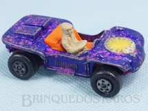 Brinquedos Antigos - Matchbox - Beach Hopper Rola-Matics pink base