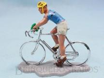 1. Brinquedos antigos - Britains - Bicicleta de Corrida Tour de France com 6,00 cm de altura Década de 1960