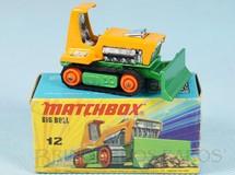 1. Brinquedos antigos - Matchbox - Big Bull Superfast