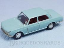 1. Brinquedos antigos - Schuco-Rei - BMW 2800 azul Schuco Modell Brasilianische Schuco Rei