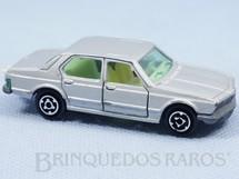 1. Brinquedos antigos - Majorette-Kiko - BMW 733 Majorette Brésilien Kiko Década de 1980