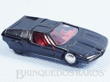Brinquedos Antigos - Schuco-Rei - BMW Turbo preto Brasilianische Schuco Rei