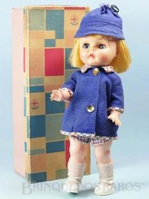 Brinquedos Antigos - Estrela - Boneca Belinha com 35,00 cm de altura Completa 100% original Perfeito estado Cabeça de Vinil Olhos de dormir Dispositivo de choro Ano 1966