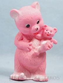 1. Brinquedos antigos - Estrela - Boneca Mamãe Ursa com 16,00 cm de altura Ano 1973