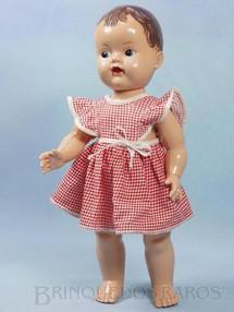 Brinquedos Antigos - Estrela - Boneca Pupi com 33,00 cm de altura Toda articulada Olhos de dormir Cabelo pintado Vestido de Algodão Completa e 100% original Ano 1954