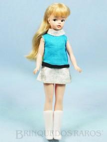 Brinquedos Antigos - Estrela - Boneca Susi 100% original Olhos Pintados Perfeito estado Completa Primeira Série Ano 1968
