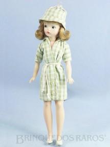 Brinquedos Antigos - Estrela - Boneca Susi 100% original Olhos Pintados Perfeito estado Completa Primeira Série vestido verde Ano 1966