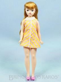 1. Brinquedos antigos - Estrela - Boneca Susi 100% original Olhos Pintados Primeira Série Ano 1968