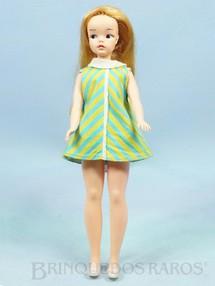 Brinquedos Antigos - Estrela - Boneca Susi 100% original Olhos Pintados Primeira Série Completa Ano 1966