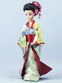 1. Brinquedos antigos - Estrela - Boneca Susi Japonesa Série Susi faz Pose 100% original Perfeito estado Completa Ano 1971
