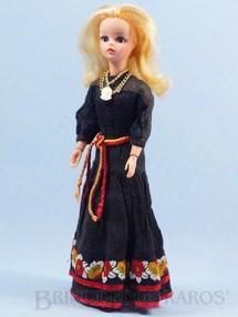 Brinquedos Antigos - Estrela - Boneca Susi Série Pulsos móveis 100% original Perfeito estado Completa Ano 1980