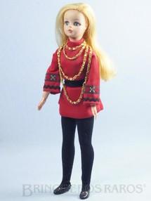 Brinquedos Antigos - Estrela - Boneca Susi Série Pulsos móveis Toda original Perfeito estado Completa Ano 1972