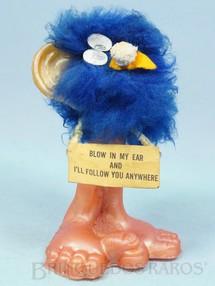 Brinquedos Antigos - Cal Themes Inc. - Boneco da Sorte com 15,00 de altura Década de 1970