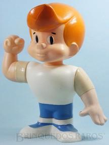 1. Brinquedos antigos - Sem identificação - Boneco Toddynho com 34,00 cm de altura Brinde Toddy Década de 1970