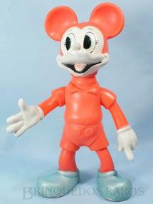 1. Brinquedos antigos - Estrela - Boneco do Mickey com 31,00 cm de altura Walt Disney Década de 1960