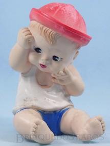 Brinquedos Antigos - Estrela - Boneco Nininho com 16,00 cm de altura Ano 1967