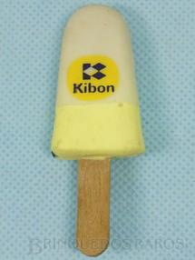 Brinquedos Antigos - Sem identificação - Borracha de apagar Brinde Kibon Década de 1980
