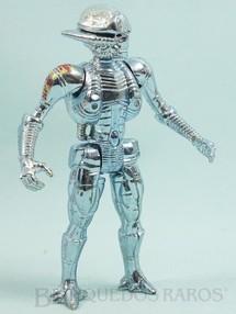 1. Brinquedos antigos - Estrela - Brainiac articulado completo Coleção Super Powers Ano 1987