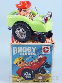 1. Brinquedos antigos - Estrela - Buggy Biruta Ano 1978