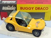 1. Brinquedos antigos - Solido-Brosol - Buggy Draco amarelo com Capota Fabricada pela Brosol Un Solido fait seulement au Brésil Solido brésilienne Década de 1980