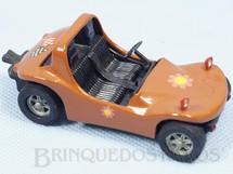 1. Brinquedos antigos - Solido-Brosol - Buggy Draco marrom Fabricada pela Brosol Un Solido fait seulement au Brésil Solido brésilienne Década de 1980
