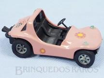 Brinquedos Antigos - Solido-Brosol - Buggy Draco rosa Fabricada pela Brosol Un Solido fait seulement au Br�sil Solido br�silienne D�cada de 1980