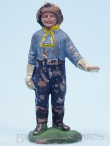 Brinquedos Antigos - Casablanca e Gulliver - Cabo Rusty Forte Apache Casablanca numerado 148